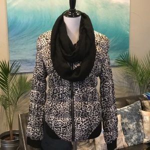 Betsey Johnson Puffer Coat